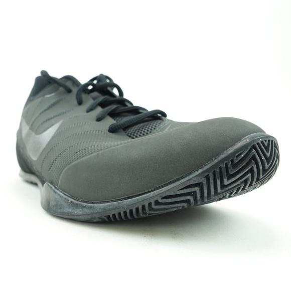 Nike Men's Sz 8 Grey Basketball Shoes R9S5 2
